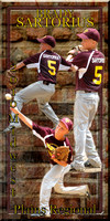 Baseball Tournament Collages