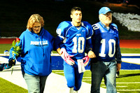 BHS Football - Senior Night