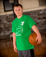 YMCA Basketball 2015