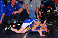 Wrestling - District Tournament